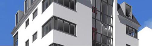 Immobilien Neubau Bild